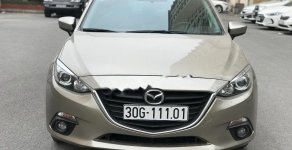 Cần bán gấp Mazda 3 sản xuất năm 2016, màu vàng giá 565 triệu tại Hà Nội