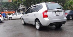 Cần bán gấp Kia Carens đời 2008, màu bạc, nhập khẩu số sàn giá 295 triệu tại Hà Nội