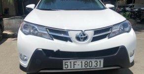 Cần bán gấp Toyota RAV4 XLE 2.5 FWD đời 2014, màu trắng, nhập khẩu nguyên chiếc giá 1 tỷ 280 tr tại Tp.HCM