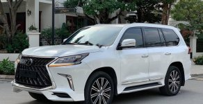 Bán Lexus LX 570 Super Sport 2019, màu trắng, xe nhập giá 8 tỷ 950 tr tại Hà Nội