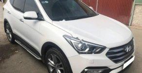 Bán Hyundai Santa Fe 2.2L 4WD năm sản xuất 2018, màu trắng giá 1 tỷ 100 tr tại Hà Nội