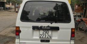 Bán Suzuki Super Carry Van Blind Van 2015, màu trắng, chính chủ, giá 195tr  giá 195 triệu tại Hà Nội