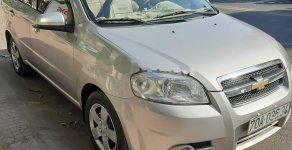 Cần bán lại xe Chevrolet Aveo 1.5 mt sản xuất 2013, màu bạc giá 209 triệu tại Bình Dương