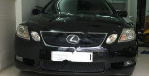 Cần bán lại xe Lexus GS 350 đời 2007, màu đen, xe nhập giá 760 triệu tại Tp.HCM