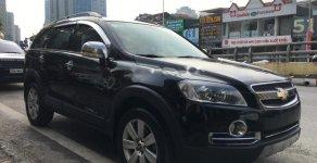 Cần bán Chevrolet Captiva LTZ Maxx 2.4 AT đời 2010, màu đen, giá 295tr giá 295 triệu tại Hà Nội