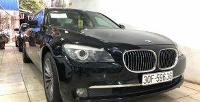 Bán BMW 730Li đời 2012, màu đen, nhập khẩu   giá 1 tỷ 175 tr tại Hà Nội