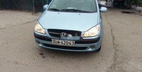 Cần bán lại xe Hyundai Getz 2009, màu xanh lam, xe nhập giá 152 triệu tại Hà Nội