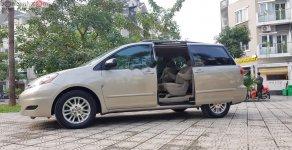 Cần bán gấp Toyota Sienna LE 3.5 sản xuất 2007, màu vàng, nhập khẩu giá 620 triệu tại Hà Nội