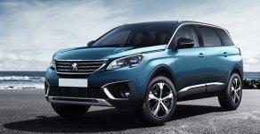 Peugeot Thanh Xuân - Cần bán Peugeot 5008 sản xuất năm 2020, màu xanh lam giá 1 tỷ 349 tr tại Hà Nội