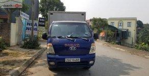 Bán Kia Bongo III năm sản xuất 2005, màu xanh lam, nhập khẩu   giá 134 triệu tại Hà Nội