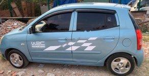 Bán Kia Morning LX 1.0 MT năm 2004, màu xanh lam, xe nhập giá 133 triệu tại Tp.HCM