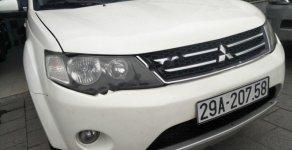 Bán Mitsubishi Outlander 2.4 AT đời 2009, màu trắng, nhập khẩu   giá 435 triệu tại Hà Nội
