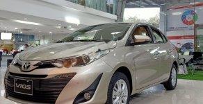Cần bán xe Toyota Vios 1.5G AT năm 2020, màu nâu, 570tr giá 570 triệu tại Khánh Hòa
