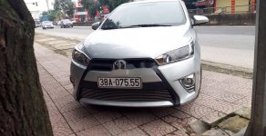 Cần bán xe Toyota Yaris đời 2015, màu bạc, nhập khẩu nguyên chiếc giá 500 triệu tại Hà Tĩnh