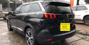Bán Peugeot 5008 sản xuất năm 2018, màu đen giá 1 tỷ 160 tr tại Hà Nội