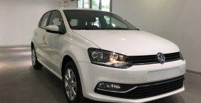 Volkswagen Sài Gòn - Cần bán xe Volkswagen Polo năm sản xuất 2019, màu trắng giá 695 triệu tại Tp.HCM