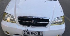 Cần bán xe Kia Carnival đời 2007, màu trắng giá 165 triệu tại Lâm Đồng