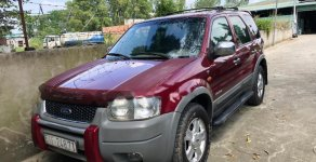 Cần bán xe Ford Escape 3.0 V6 đời 2002, màu đỏ giá 140 triệu tại Đồng Nai