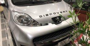 Bán Peugeot 107 năm sản xuất 2010, màu bạc, nhập khẩu số tự động, giá chỉ 275 triệu giá 275 triệu tại Tp.HCM