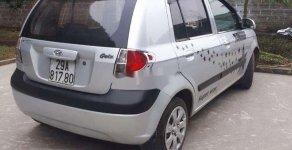Cần bán lại xe Hyundai Getz MT sản xuất 2009, màu bạc, nhập khẩu giá 166 triệu tại Hà Nội