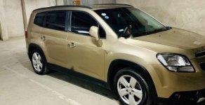 Cần bán lại xe Chevrolet Orlando sản xuất năm 2013, màu vàng số tự động giá 420 triệu tại Hà Nội