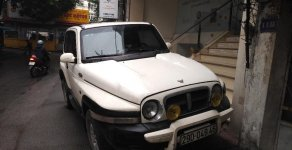 Xe Ssangyong Korando đời 2005, màu trắng, xe nhập giá 180 triệu tại Hà Nội