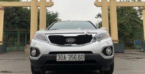 Cần bán gấp Kia Sorento sản xuất năm 2012, màu bạc giá cạnh tranh giá 545 triệu tại Hà Nội