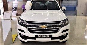 Hỗ trợ trả góp - Giao xe tận nhà, khi mua Chevrolet Colorado High Country năm 2019, màu trắng giá 819 triệu tại Hà Nội