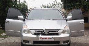Bán xe Kia Carnival 2.7 MT đời 2010, màu bạc, nhập khẩu  giá 299 triệu tại Thái Nguyên