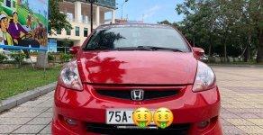 Bán ô tô Honda FIT năm 2008, màu đỏ, xe gia đình  giá 325 triệu tại TT - Huế