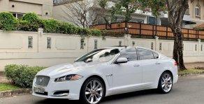 Xe Jaguar XF Premium Luxury 2015, màu trắng, xe nhập giá 1 tỷ 530 tr tại Tp.HCM