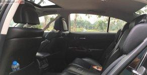 Bán Lexus GS 350 sản xuất năm 2008, màu đen, xe nhập giá 779 triệu tại Hà Nội