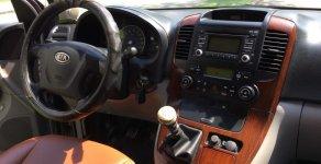 Cần bán xe Kia Carnival đời 2009, màu bạc, nhập khẩu nguyên chiếc, 318 triệu giá 318 triệu tại Tp.HCM