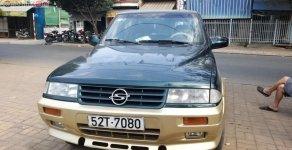 Bán Ssangyong Musso 2.8 MT 1998, màu xanh lam, nhập khẩu giá 98 triệu tại Bình Dương