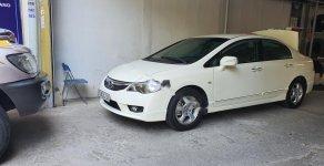 Cần bán gấp Honda Civic sản xuất 2010, màu trắng, giá 345tr giá 345 triệu tại BR-Vũng Tàu