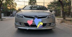 Cần bán gấp Honda Civic năm sản xuất 2008, màu vàng, nhập khẩu nguyên chiếc, giá chỉ 335 triệu giá 335 triệu tại BR-Vũng Tàu