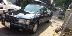 Cần bán Toyota Crown Royal Saloon 3.0 AT sản xuất 1997, màu đen, nhập khẩu nguyên chiếc số tự động, giá tốt giá 550 triệu tại Hà Nội