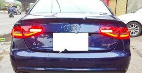 Cần bán gấp Audi A4 1.8AT sản xuất 2013, màu xanh lam, xe nhập   giá 760 triệu tại Hà Nội