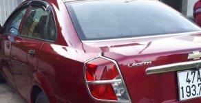 Cần bán lại xe Chevrolet Lacetti 2005, màu đỏ, xe nhập giá 175 triệu tại Đắk Lắk
