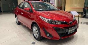 Cần bán xe Toyota Vios 1.5G đời 2020, màu đỏ, giá chỉ 550 triệu giá 550 triệu tại Bắc Ninh