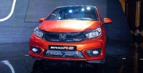 Cần bán Honda Brio RS đời 2020, màu đỏ, nhập khẩu nguyên chiếc, 452tr giá 452 triệu tại Tp.HCM