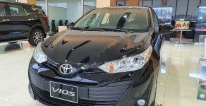 Bán ô tô Toyota Vios 1.5E MT sản xuất năm 2020, màu đen giá cạnh tranh giá 460 triệu tại Hải Phòng