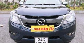Cần bán Mazda BT 50 sản xuất năm 2016, màu xanh lam, nhập khẩu giá 579 triệu tại Hà Nội