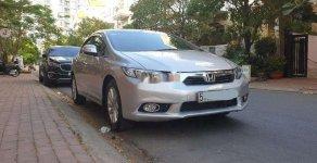 Cần bán xe Honda Civic đời 2013, màu bạc, xe nhập giá 500 triệu tại Tp.HCM