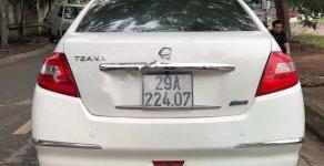 Xe Nissan Teana 2.0AT sản xuất năm 2011, màu trắng, nhập khẩu nguyên chiếc số tự động giá 430 triệu tại Vĩnh Phúc