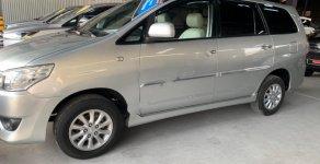 Bán Toyota Innova 2.0E 2012, màu bạc, số sàn, 490tr giá 490 triệu tại Tp.HCM