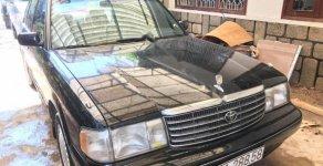 Cần bán Toyota Crown sản xuất năm 1993, màu đen, nhập khẩu giá 190 triệu tại Lâm Đồng