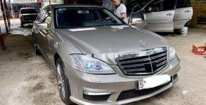 Bán Mercedes S350 sản xuất năm 2008, màu xám, nhập khẩu, 850 triệu giá 850 triệu tại Tp.HCM