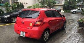 Bán Hyundai i20 đời 2011, màu đỏ, nhập khẩu nguyên chiếc giá 308 triệu tại Hà Nội