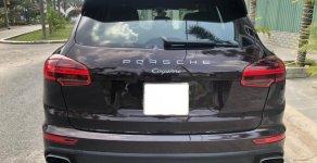 Bán Porsche Cayenne sản xuất 2015, màu nâu, nhập khẩu nguyên chiếc như mới giá 3 tỷ 250 tr tại Tp.HCM